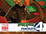 Dark Reign: Fantastic Four Vol 1 2