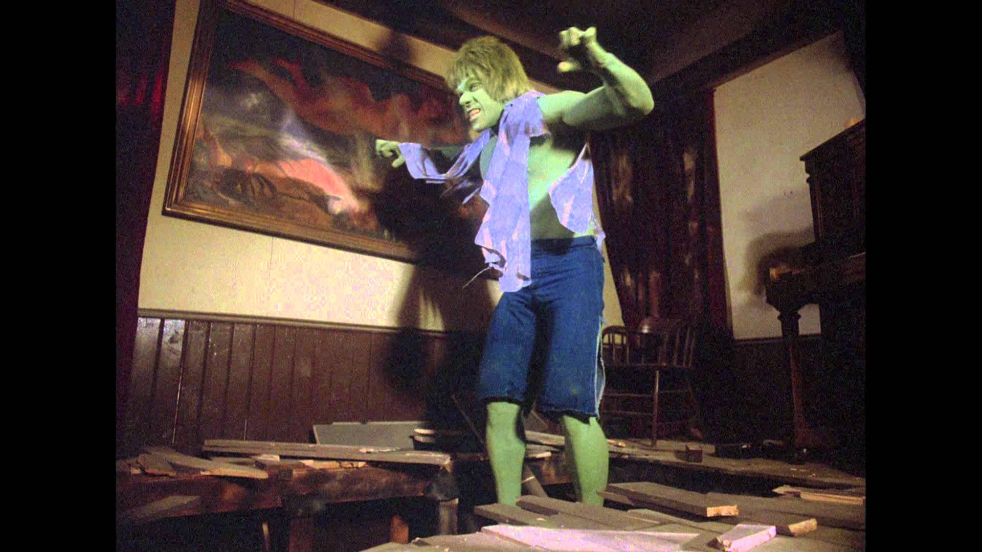 The Incredible Hulk (TV series) Season 5 6