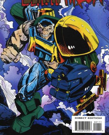 Death Wreck (Minion) (Earth-8410)