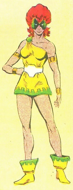 Elaine McLaughlin (Earth-616)