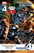 Fantastic Four Vol 1 558