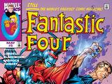 Fantastic Four Vol 3 5