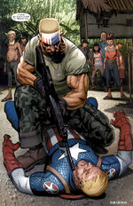 Frank Simpson (Earth-1610) and Steven Rogers (Earth-1610) from Ultimate Captain America Vol 1 2 0001.jpg