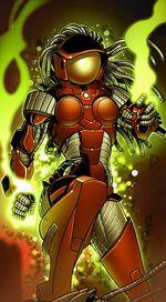 Ultra-Dynamo Armor