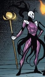 Hive (Poisons) (Earth-17952) Members-Poison Sister Grimm from Venomverse Vol 1 5 001.png