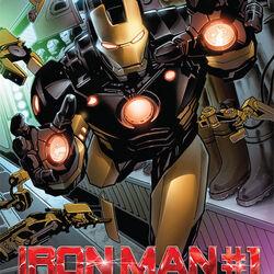 Iron Man Vol 5 1