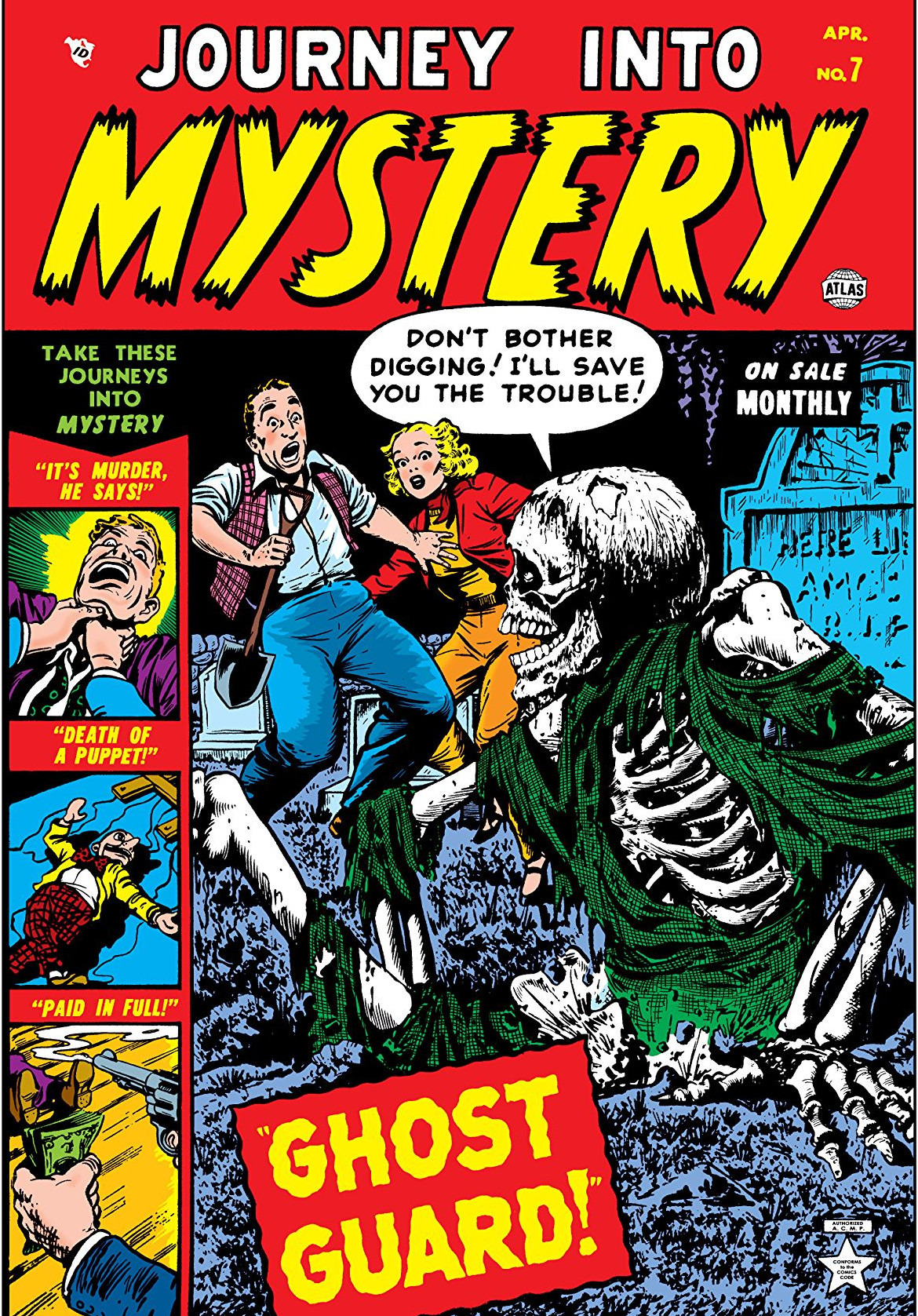 Journey into Mystery Vol 1 7