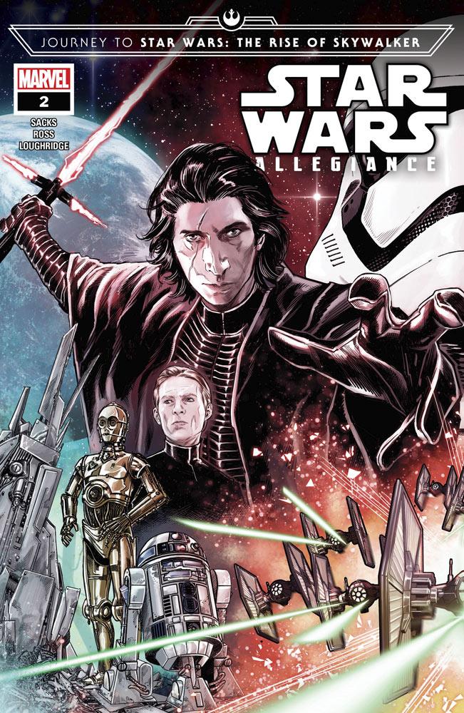 Journey to Star Wars: The Rise of Skywalker - Allegiance Vol 1 2