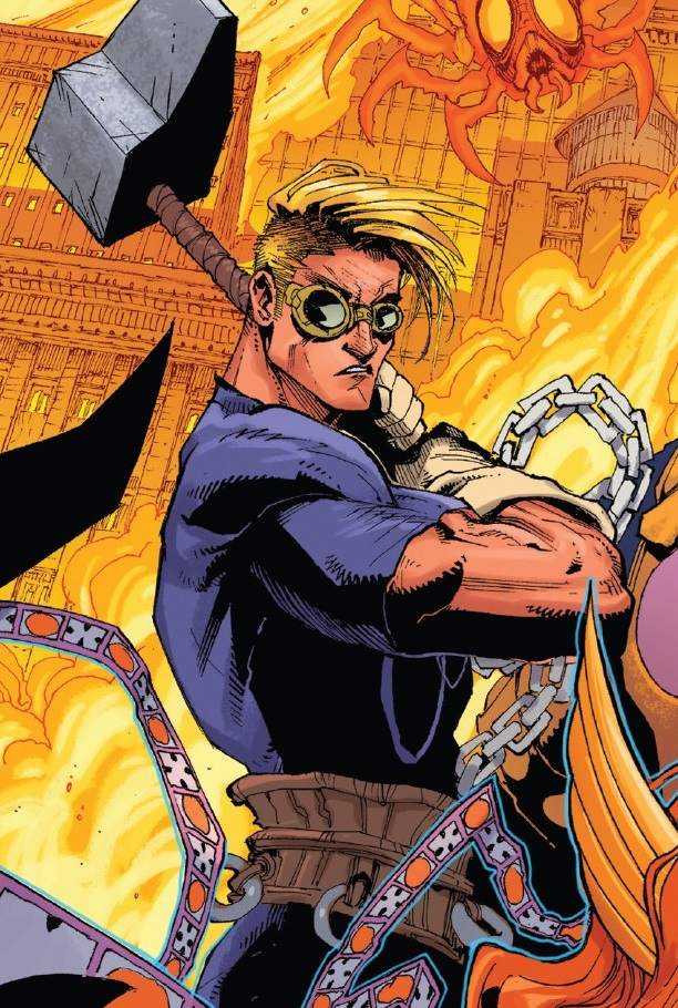 Kevin Masterson (Earth-616)