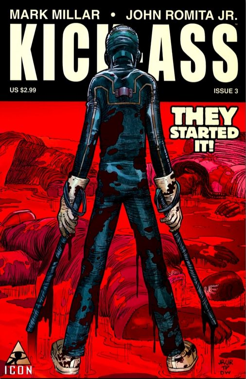 Kick-Ass Vol 1 3
