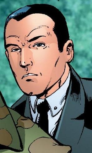 Major Johnson (Earth-616)