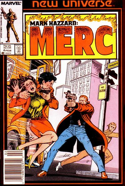 Mark Hazzard: Merc Vol 1 4