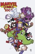 Marvel Comics Vol 1 1000 Young Variant
