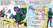 Nathaniel Richards (Kang) (Earth-6311) vs Avengers (Earth-616) from Avengers Vol 1 8 0004