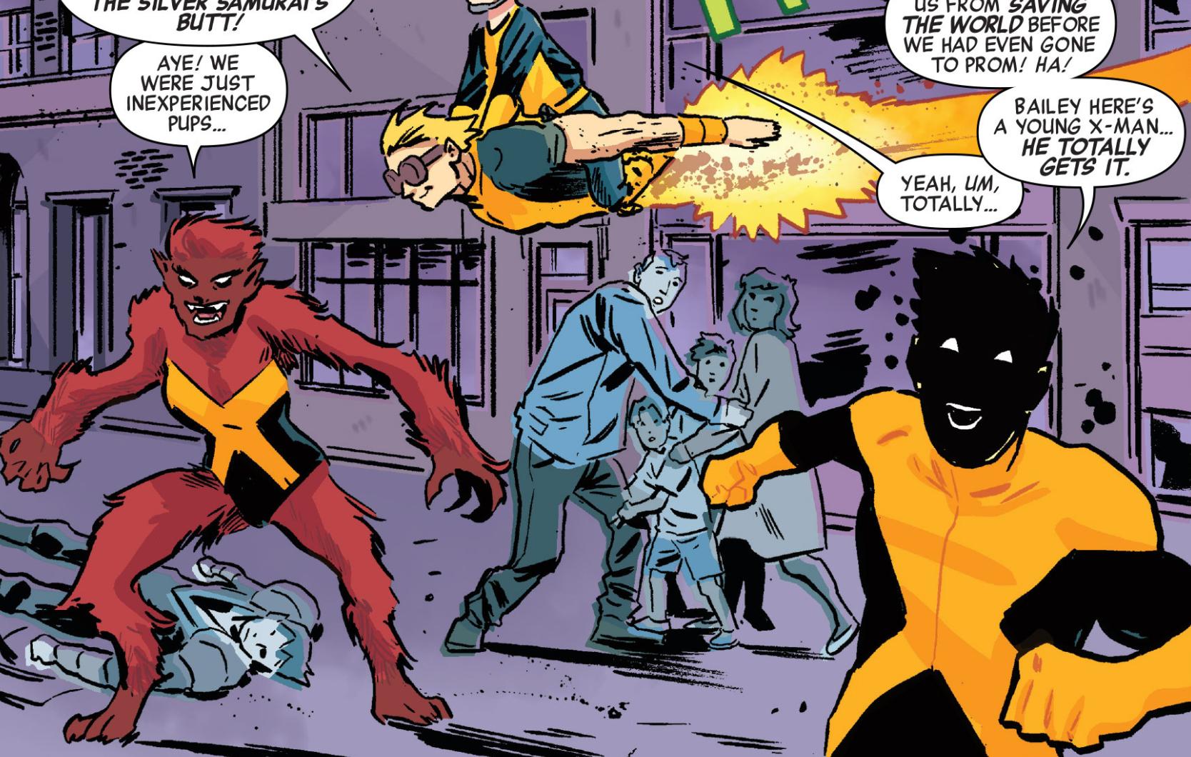 New Mutants (Earth-TRN656)