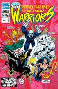 New Warriors Annual Vol 1 4