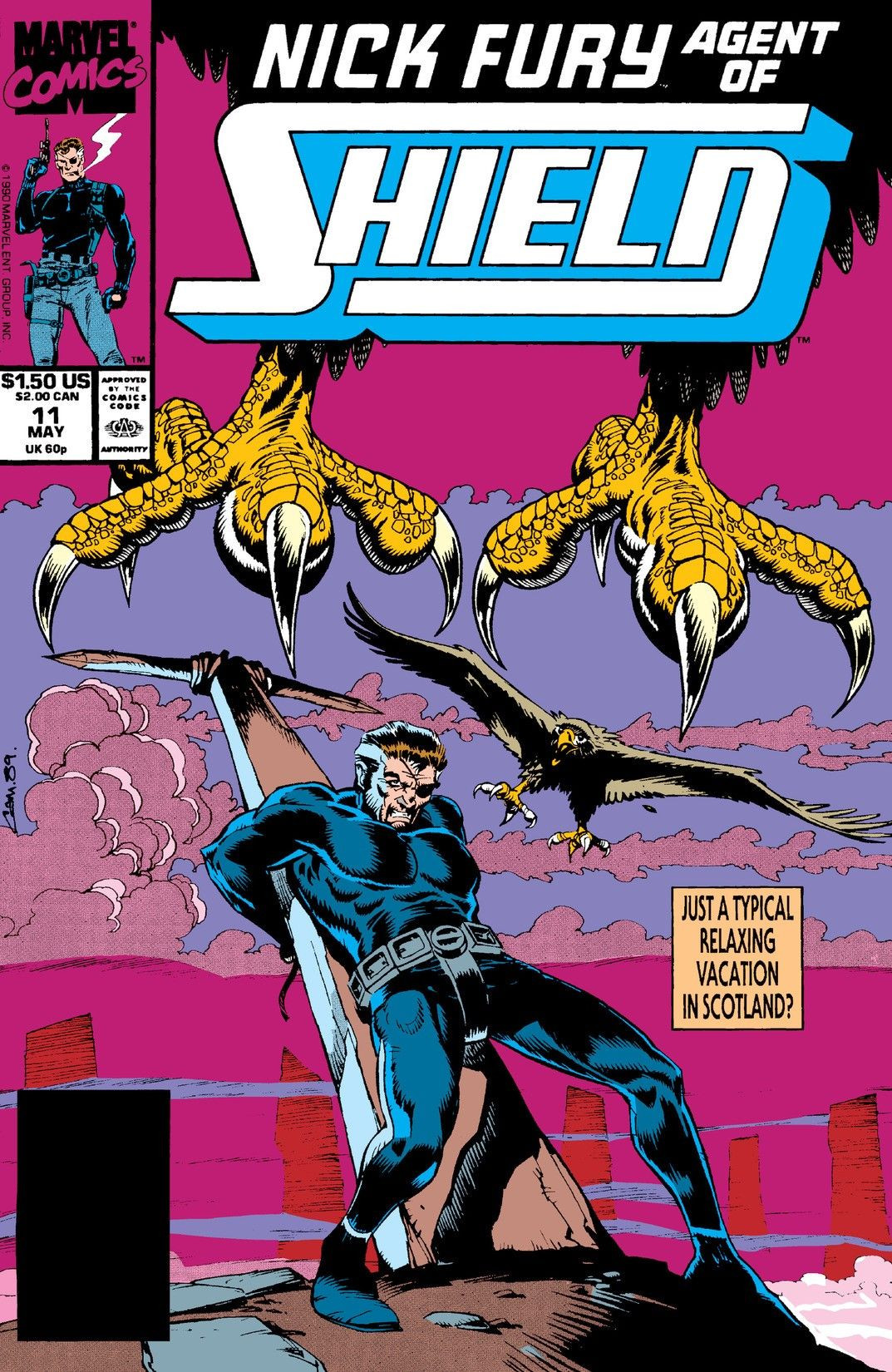 Nick Fury, Agent of S.H.I.E.L.D. Vol 3 11
