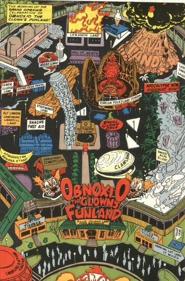 Obnoxio the Clown's Funland/Gallery