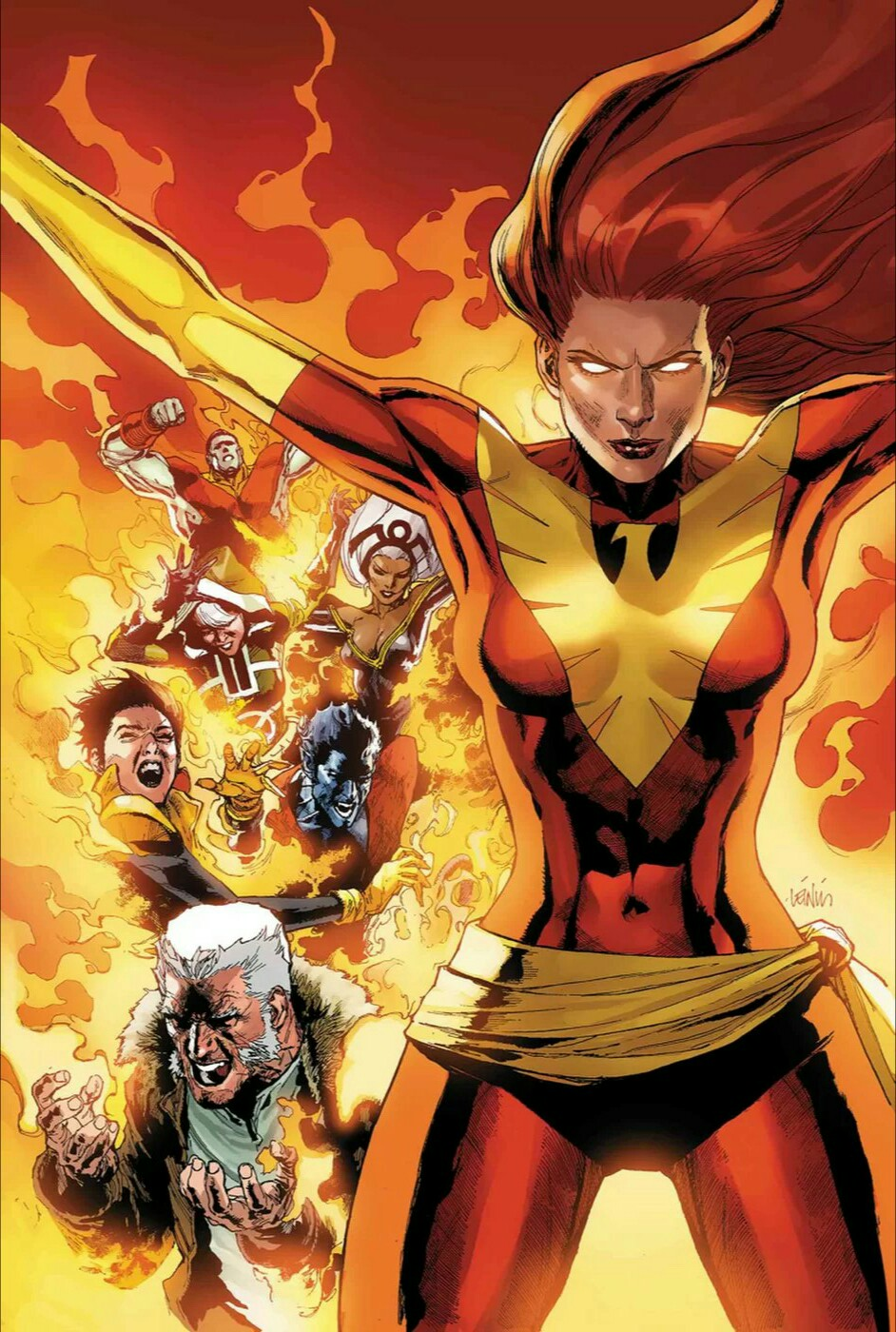 Phoenix Resurrection (X-Men Event)
