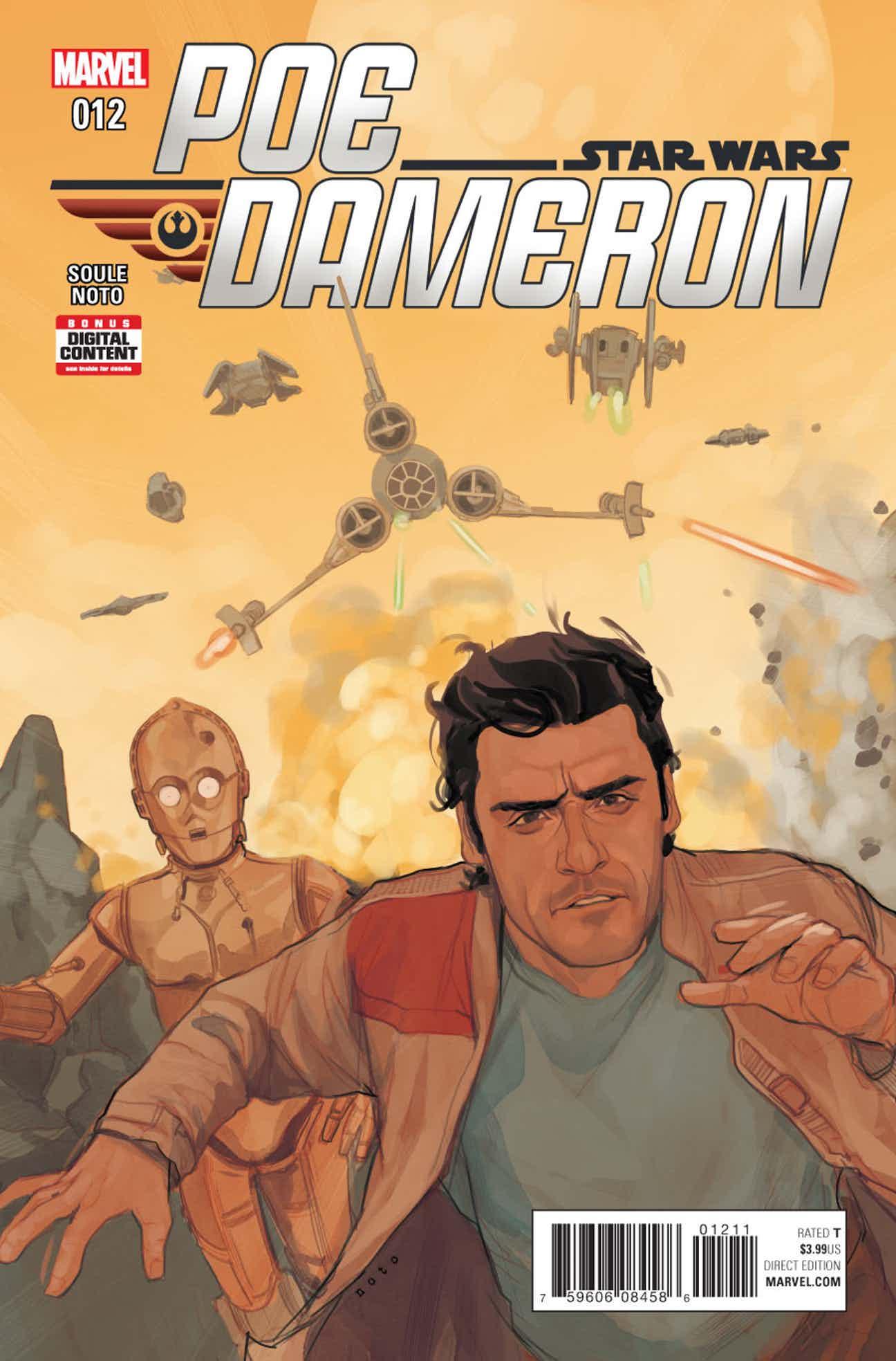 Poe Dameron Vol 1 12