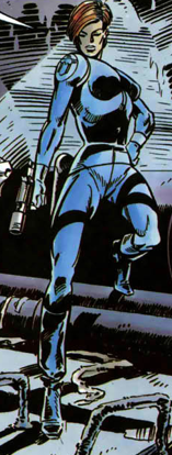 Red (Deltite) (Earth-616)