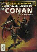 Savage Sword of Conan Vol 1 87
