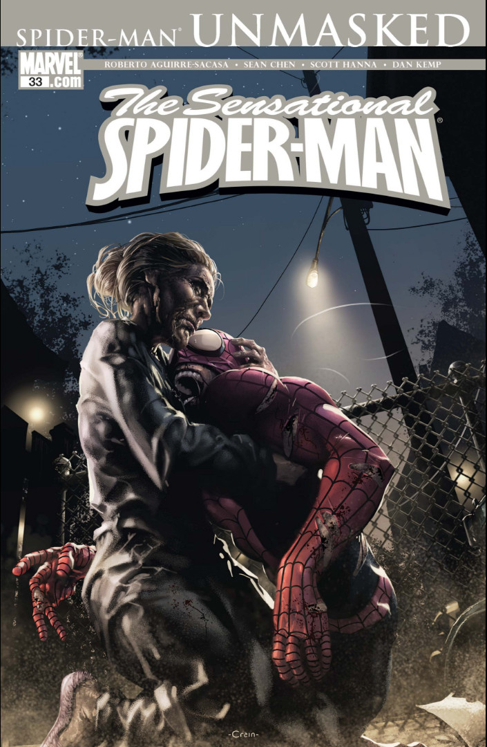 Sensational Spider-Man Vol 2 33