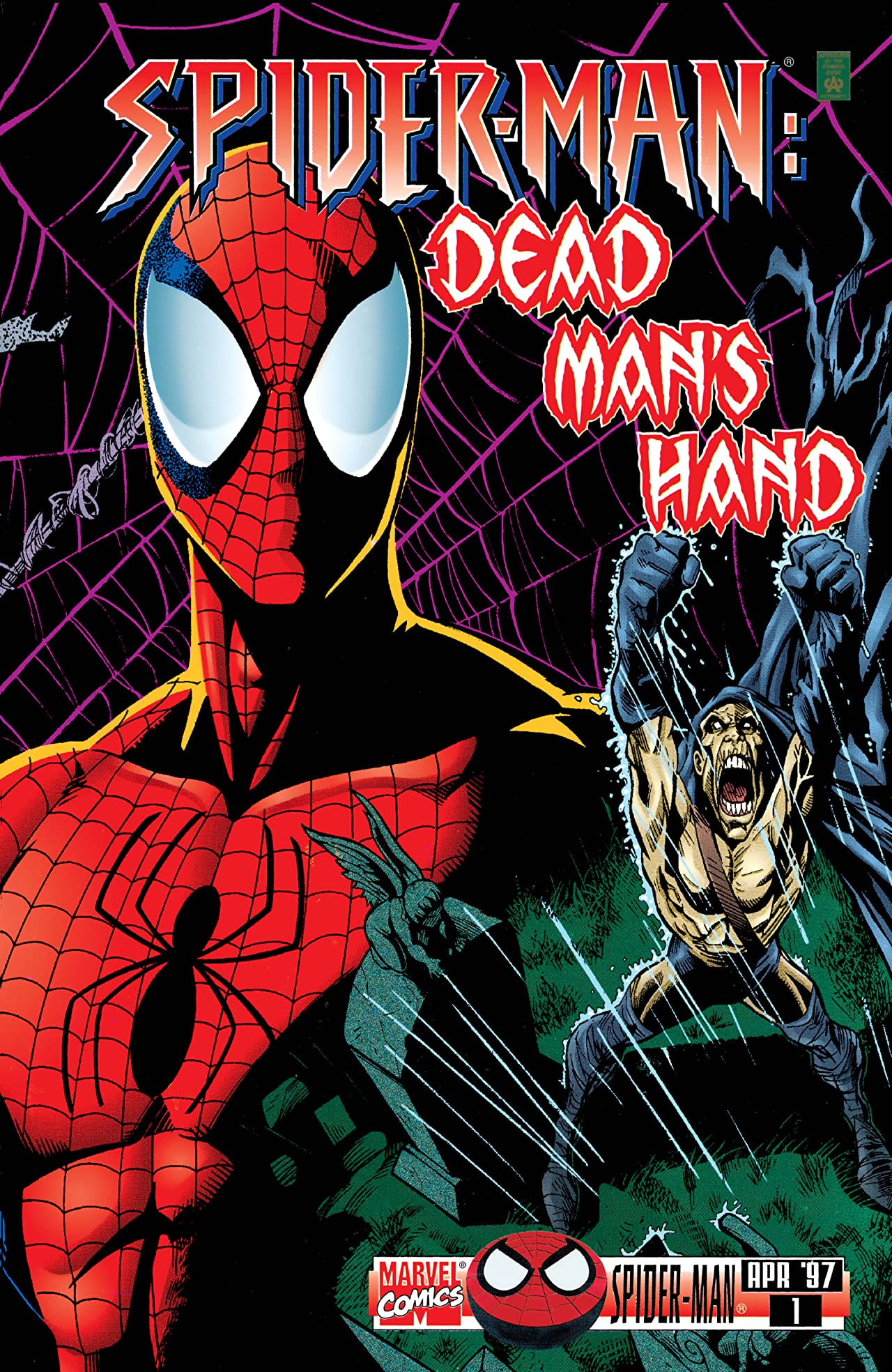 Spider-Man: Dead Man's Hand Vol 1 1
