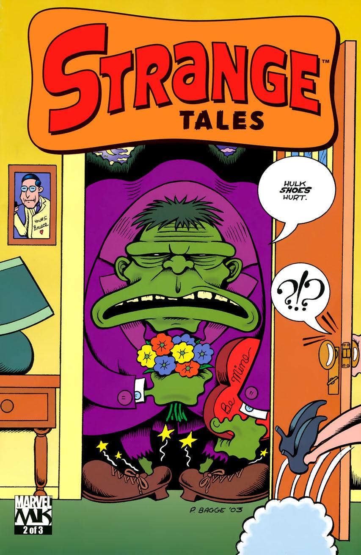 Strange Tales Vol 5 2
