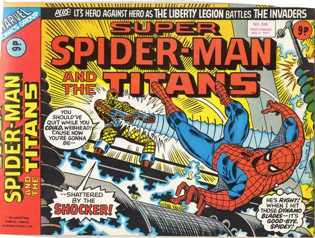 Super Spider-Man and the Titans Vol 1 204