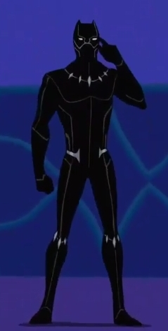 T'Challa (Earth-17628)