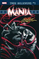 True Believers Absolute Carnage - Mania Vol 1 1
