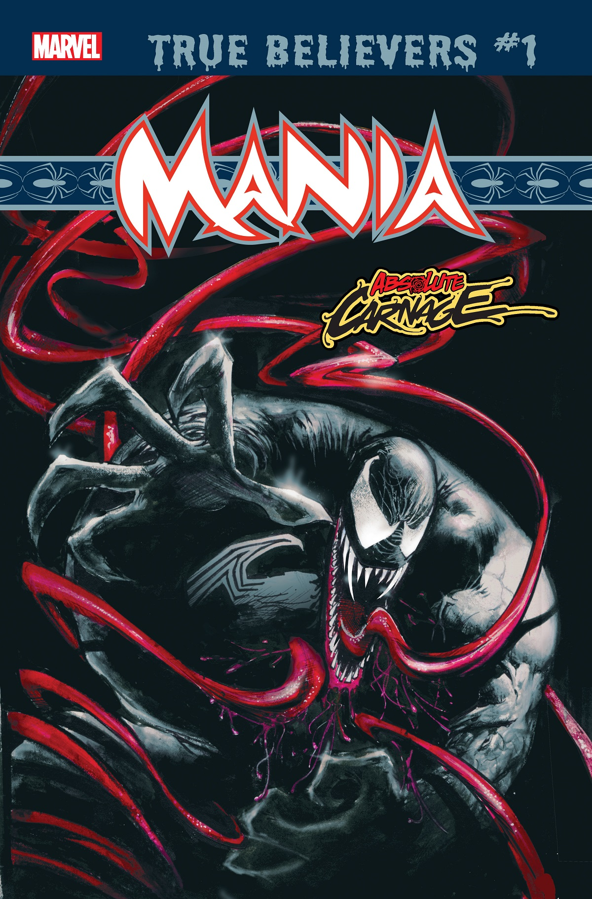 True Believers: Absolute Carnage - Mania Vol 1 1
