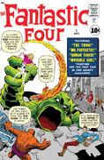 True Believers Fantastic Four Vol 1 1 Solicit