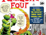 True Believers: Fantastic Four Vol 1 1