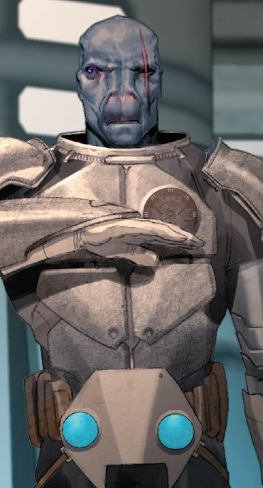 Tubin (Earth-616)