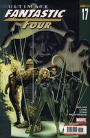 Ultimate Fantastic Four (ES) Vol 1 17