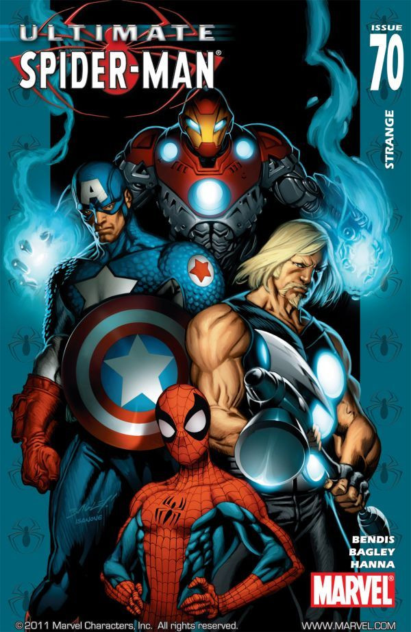 Ultimate Spider-Man Vol 1 70