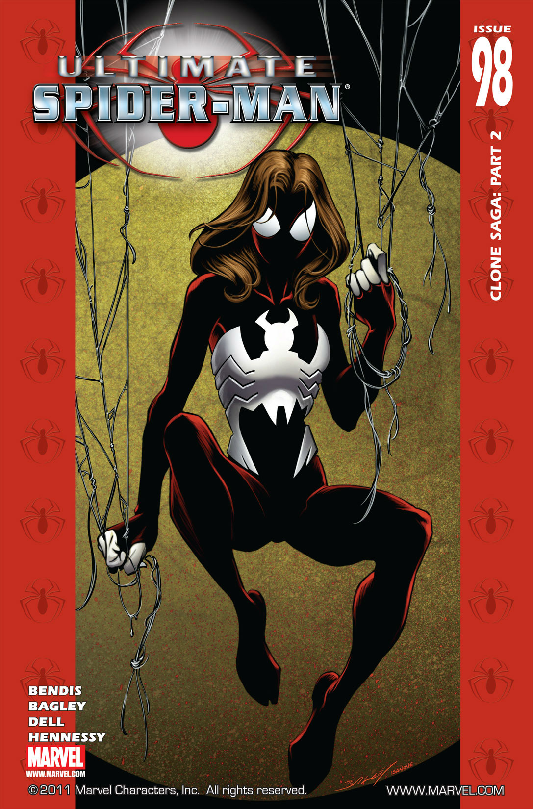 Ultimate Spider-Man Vol 1 98