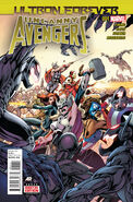 Uncanny Avengers Ultron Forever Vol 1 1