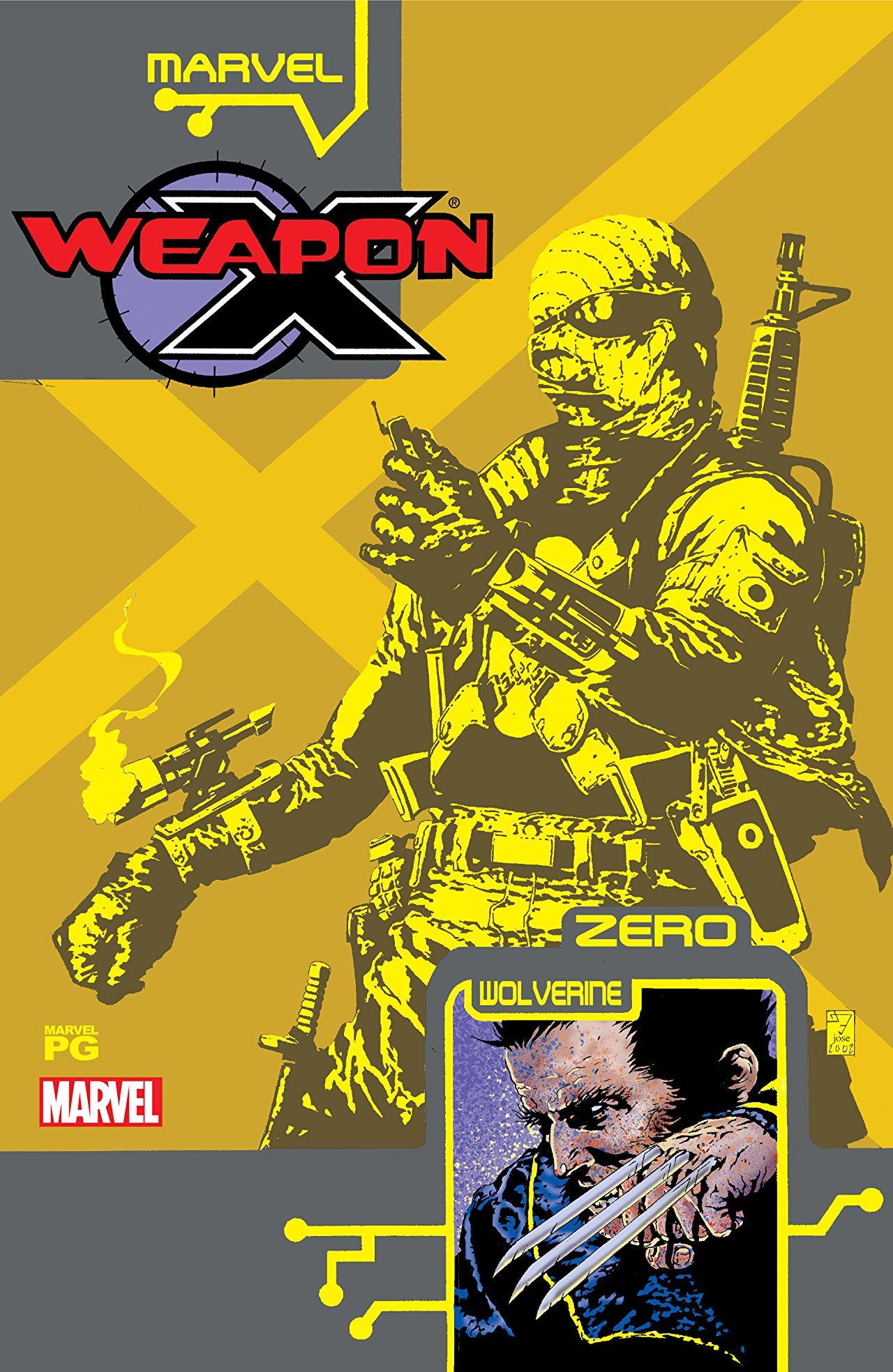 Weapon X: The Draft - Agent Zero Vol 1