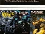 Wolverine, Punisher & Ghost Rider: Official Index to the Marvel Universe Vol 1 6