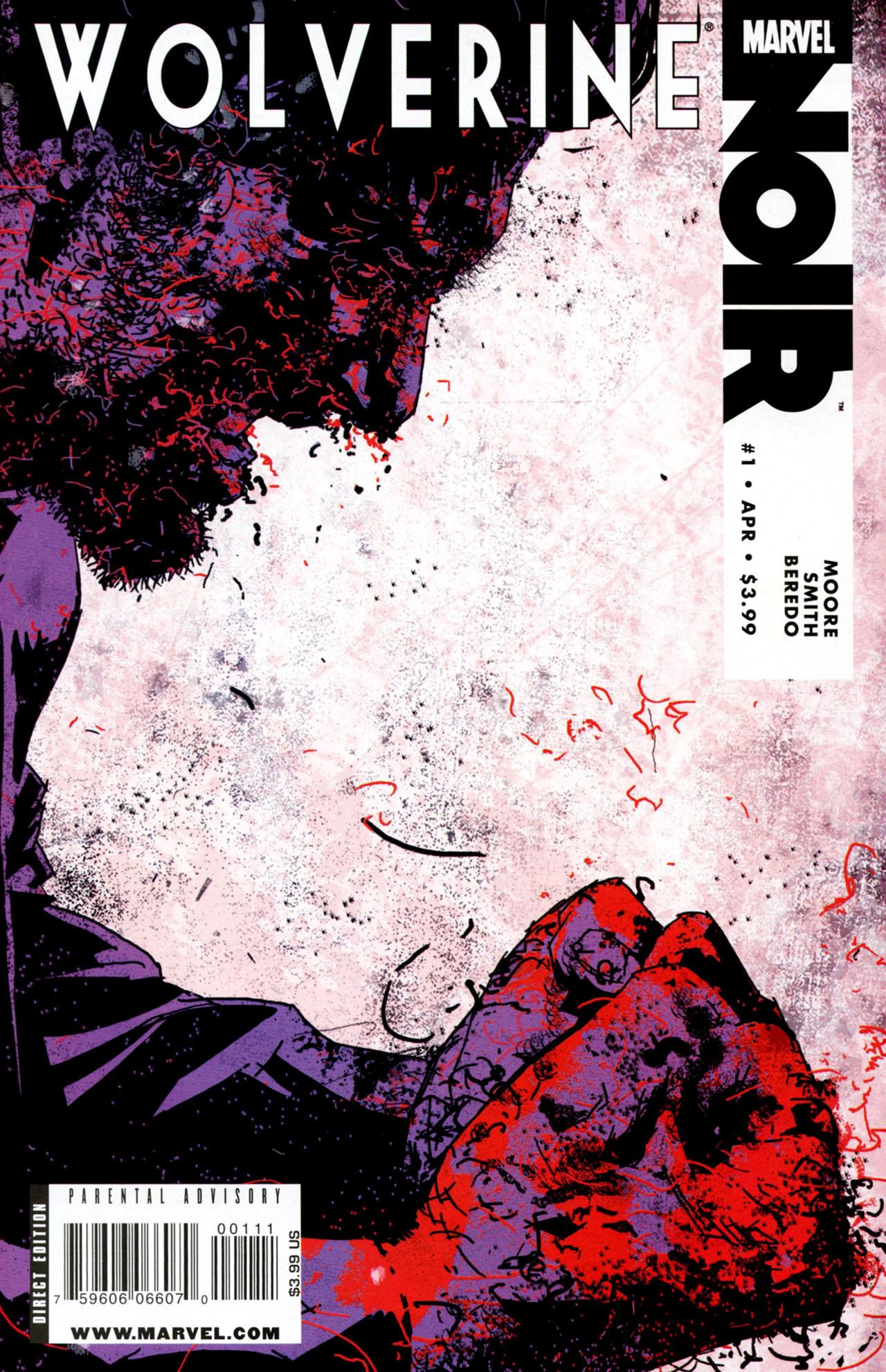 Wolverine Noir Vol 1 1