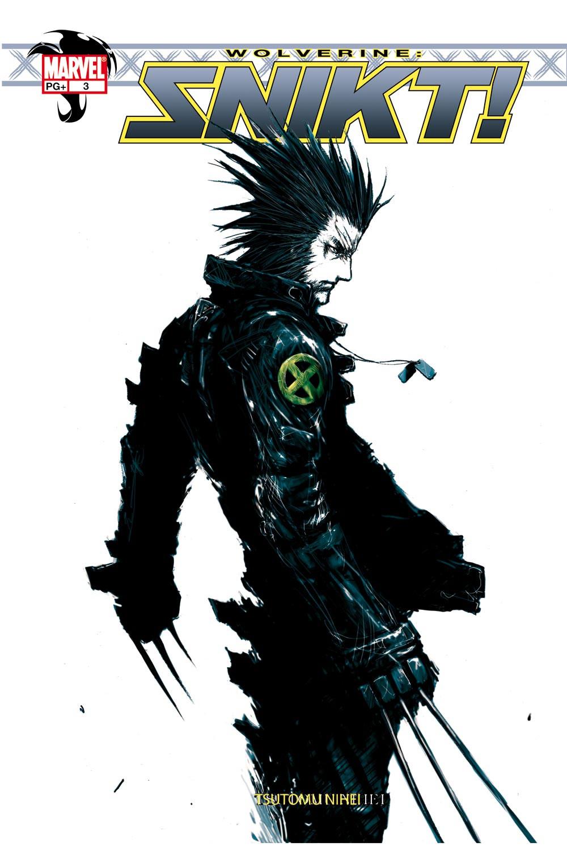 Wolverine: Snikt! Vol 1 3