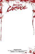 Absolute Carnage Vol 1 1 Back Inside Cover Bangley Sketch