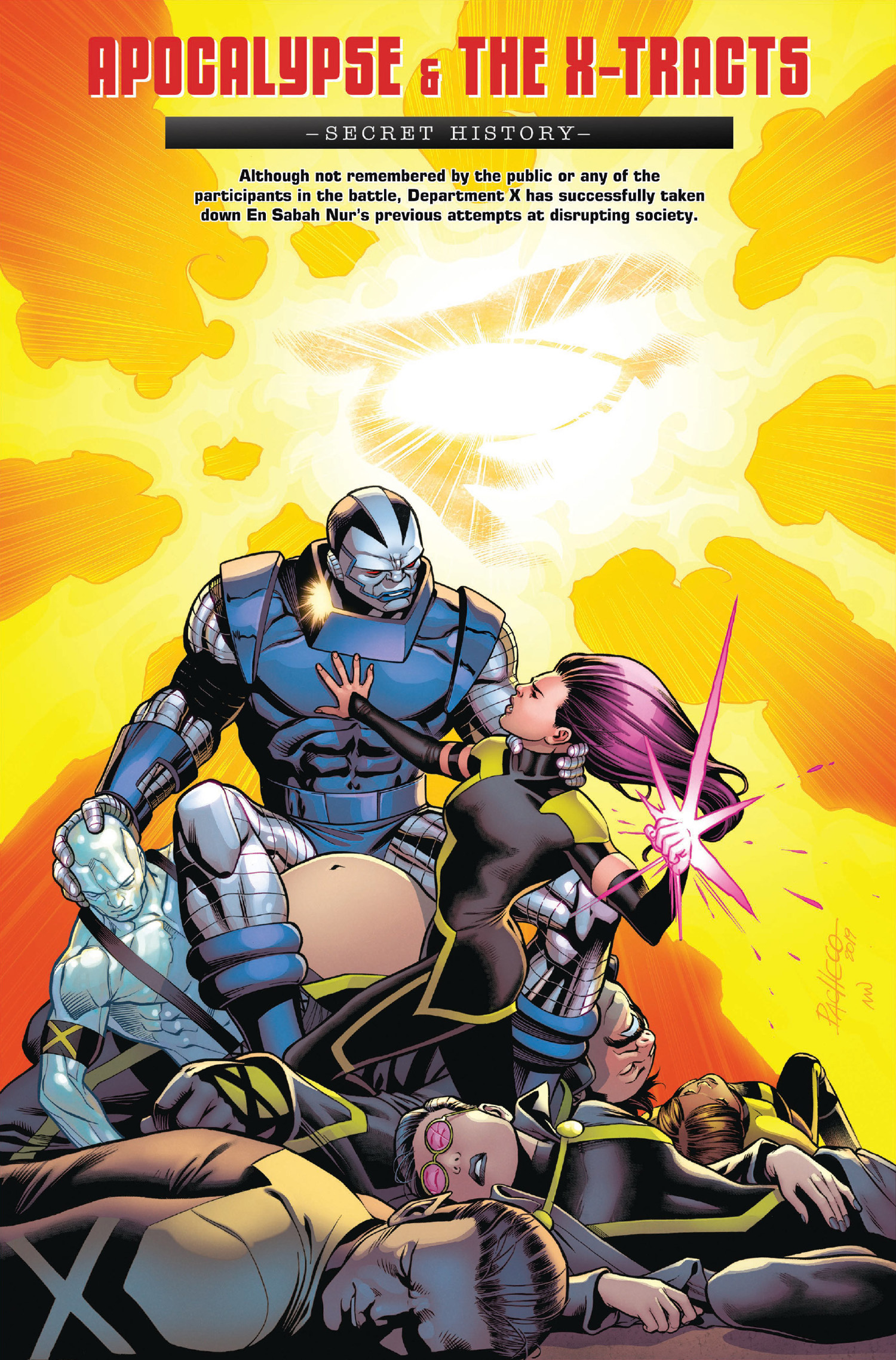 Age of X-Man Apocalypse & the X-Tracts Vol 1 1 Secret Variant Textless.jpg