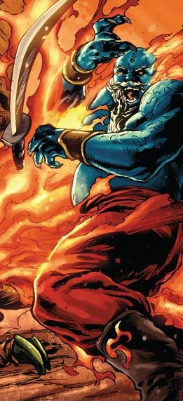 Al-Shalizar (Earth-616)