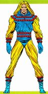 Albert Gaines (Earth-712) from Official Handbook of the Marvel Universe Master Edition Vol 1 20 0001