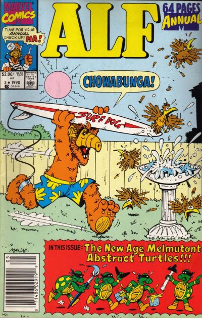Alf Annual Vol 1 3