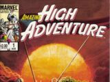 Amazing High Adventure Vol 1 1